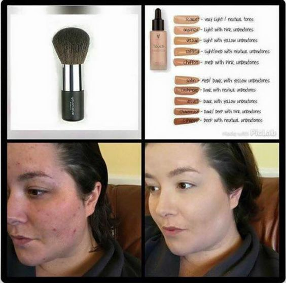 OMG stop it right now! These 4 products are called the Flawless Four FOR A REASON! this is all you need for a photo shop look! Also this is the perfect Christmas gift! FREE SHIPPING, FREE EYE if you PM me!  What are you waiting for?  Shop now!  www.empowermakeupgal.com