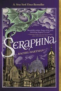 Seraphina struggles to protect the secret behind her musical gift--a secret so terrible that its discovery could mean her very life. Seraphina by Rachel Hartman #IndigoTeen #Fiction