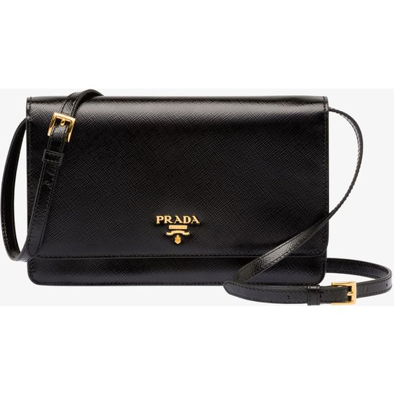 PRADA Small Bag (1,580 CAD) ? liked on Polyvore featuring bags ...