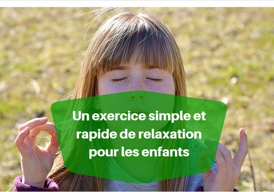 Un exercice simple de relaxation pour les enfants de 6 à 10 ans inspiré du bouddhisme. Extrait du livre Petits contes de sagesse bouddhiste