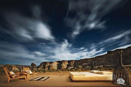 The true definition of indoor/outdoor living at Amangiri Resort in Utah.