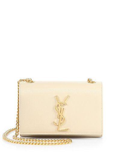 ysl replica clutch - Saint Laurent - Saint Laurent Monogram Chained Wallet - Saks.com ...
