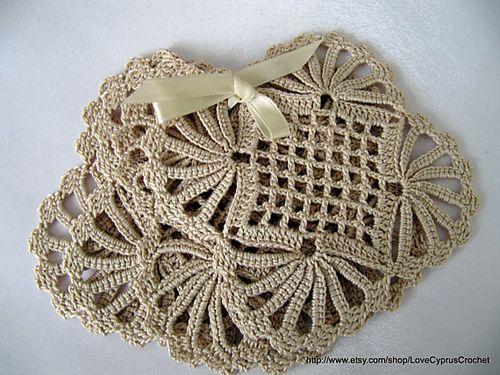 "Ravelry: Crochet Coaster ""Vintage Doily Look"" pattern by Lyubava Crochet  Beautiful!!"