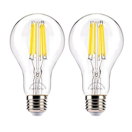 Leadleds 11w Led Filament Bulb 100 Watt Equivalent A21 L Https Www Amazon Com Dp B01e5c3nwu Ref Cm Sw R Pi Dp U X Xiytcb7hdh5 Led Bulb Filament Bulb Bulb