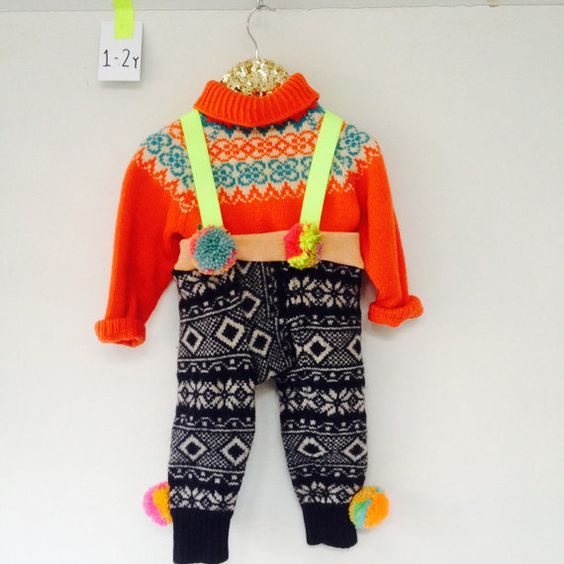 / M I N I   M A G P I E \\  london UPCYCLED KIDS CLOTHES HANDMADE IN WOOL AND CASHMERE Kids Wool Toddler Dungarees Pants Overalls Real Nappies in Upcycled Wool 1-2 Years Unisex