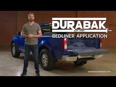 Best Bed Liner >> Durabak Is The Best Do It Yourself Bed Liner Paint Roll On