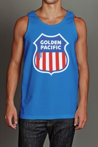 GOLD COIN GOLDEN PACIFIC TANK