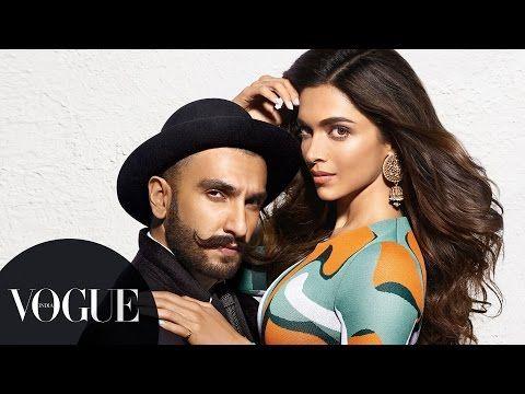 Deepika Padukone Or Ranveer Singh Who S Cooler Photoshoot Behind The Scenes Vogue India Youtube In 2020 Deepika Ranveer Deepika Padukone Vogue India