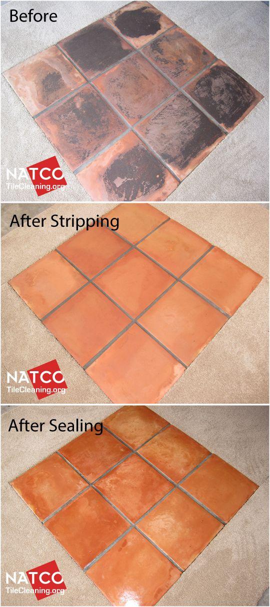 how to clean saltillo tile floors gurus floor. Black Bedroom Furniture Sets. Home Design Ideas