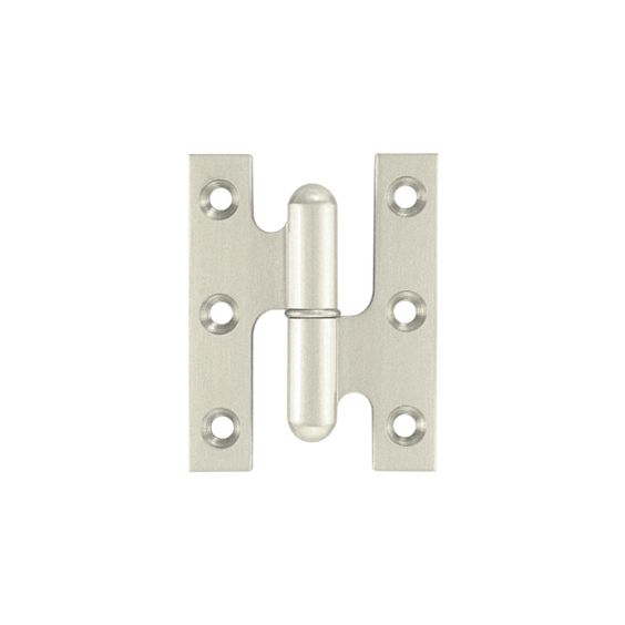 Japanese Lift Off Bullet Hinge Extra Small Lh Dining