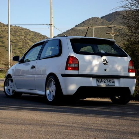 Vw Pointer G3 tuning