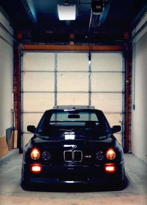 BMW E30 M3 - the daily driver of my dreams