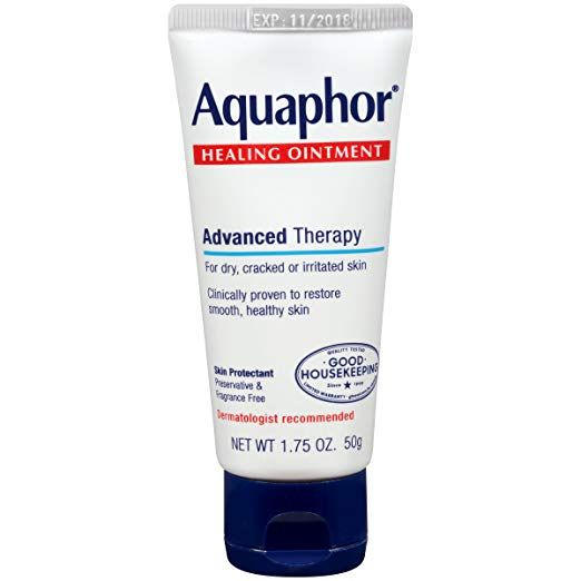 Aquaphor Healing Ointment Advanced Therapy Is Non Comedogenic And Acne Safe This Is Perfect For Dry Affordable Skin Care Healing Ointment Skin Care Essentials