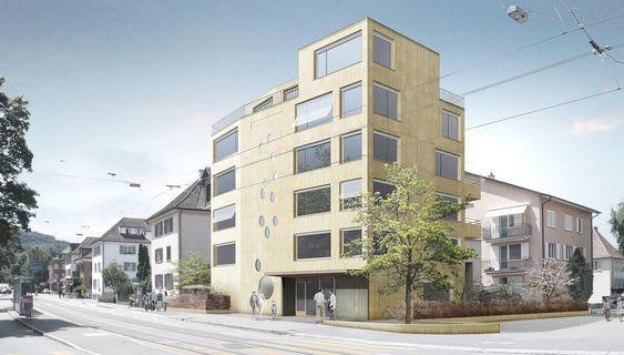Darlington Meier Architekten AG - Albisriederstrasse