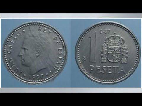 Youtube Monedas Moneda Española Monedas De Euro