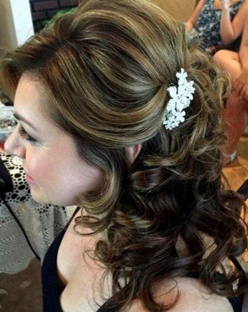 Die Auswahl Der Richtigen Frisur Fur Den Hochzeitstag Ihrer