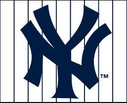 My favorite team, Go Yankees!