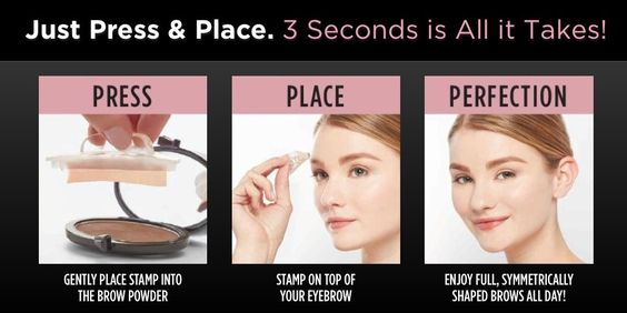 3 Second Brow If you have an eyebrow obsession, this is a MUST