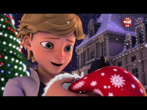 Miraculous ladybug Christmas special- Chat noir/adrien song(french ...