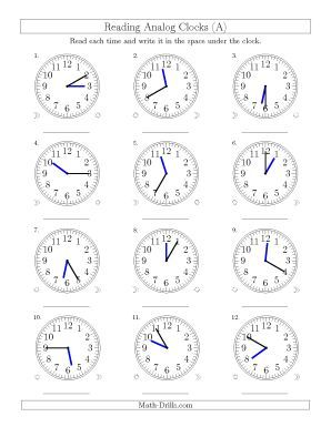 Analogue clocks, Time on and Clock on Pinterest