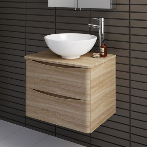 Details About Wall Hung Floor Standing Vanity Units With Counter