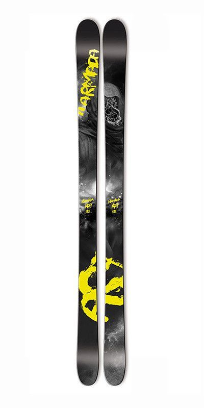 The AR7 is Armada's flagship park ski. AR50 sidewalls reduce swing weight and…