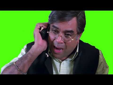 Paresh Rawal Funny Green Screen Meme Download For Free Youtube Greenscreen Intro Youtube Funny Short Videos