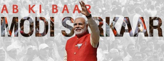 India Welcomes a new leader