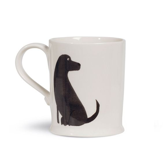 Fenella Smith Labrador Mug