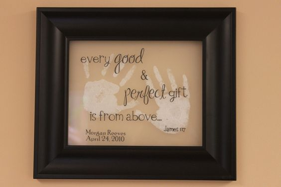 every good and perfect gift.....
