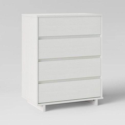Modern 4 Drawer Dresser Room Essentials With Images 4