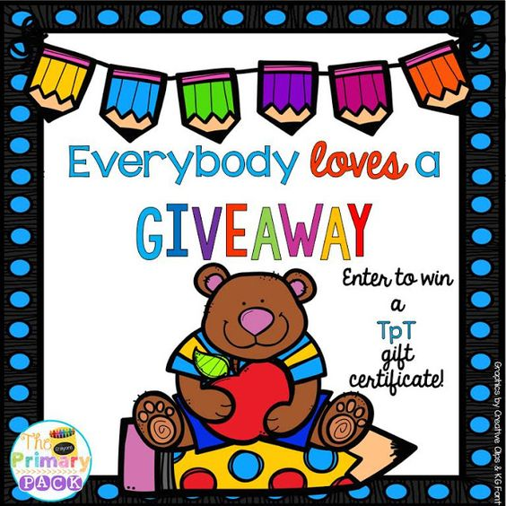 The Primary Pack bloggers are hosting a giveaway before the big back to school sale on TeachersPayTeachers! Enter to win! #backtoschoolsale #teacherspayteachers #theprimarypack