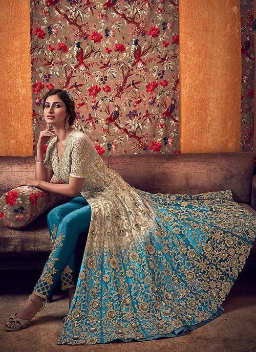 Baju Sari India Model Celana