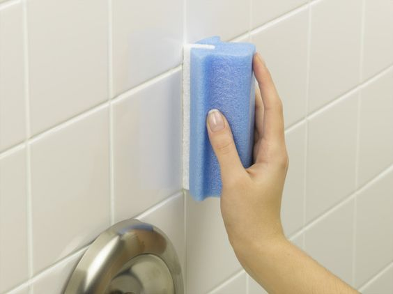 How to remove mold and mildew from shower tile grout it - How to clean mold off bathroom tile grout ...