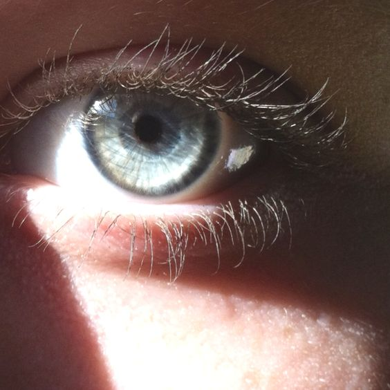 My natural eye