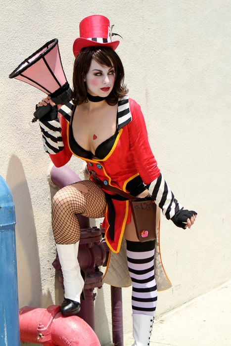 Mad Moxxi Cosplay By VirtualGirl6654