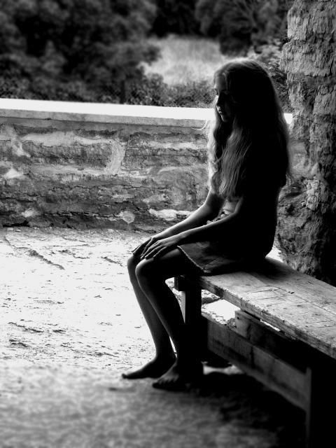 sad girl photography tumblr - Google Search | Depression ...