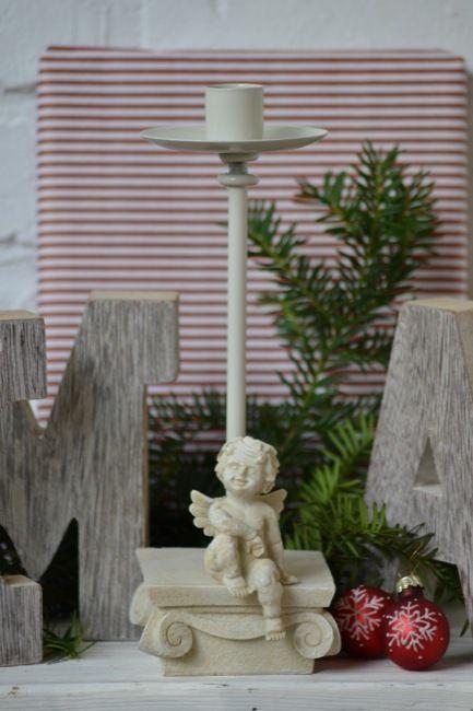 Kerzenständer ENGEL Kerzenleuchter * Weihnachtsdekoration * Kerzenhalter NEU!