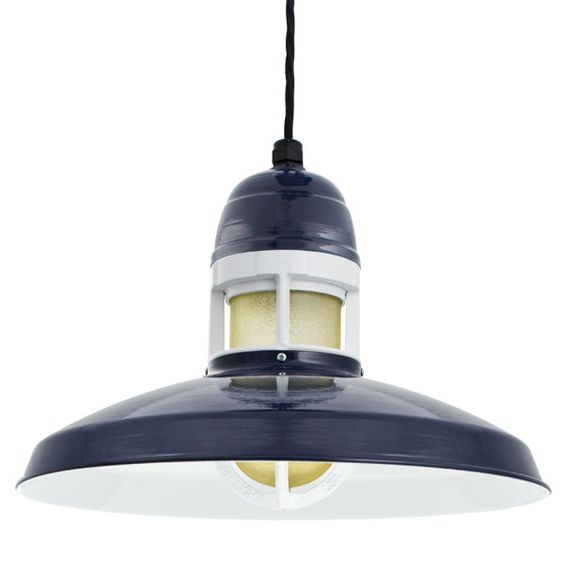 Brisbane Industrial Pendant Lighting L Everything Nautical
