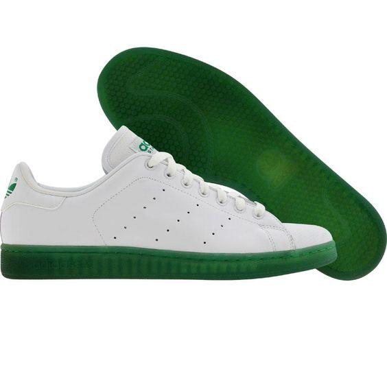 Adidas Stan Smith 2 (run white / fairway / fairway) 018659 - $64.99 | Adidas  Stan Smith | Pinterest | Adidas stan smith, Adidas stan and Stan smith