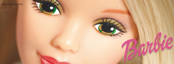 Barbie Doll Facebook Cover CoverLayout.com