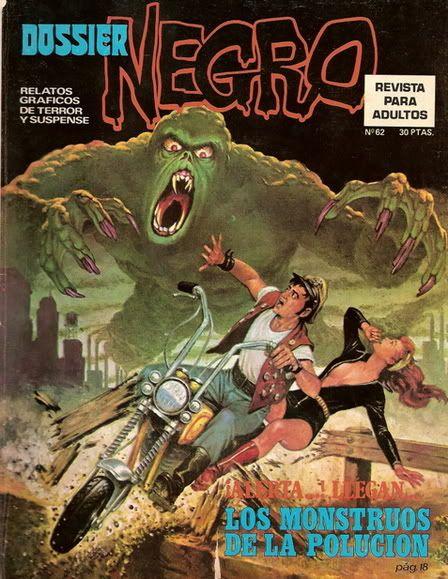 los amantes del comics de terror.................... 74fd7858a9f8846f4319c91ad8037d7a