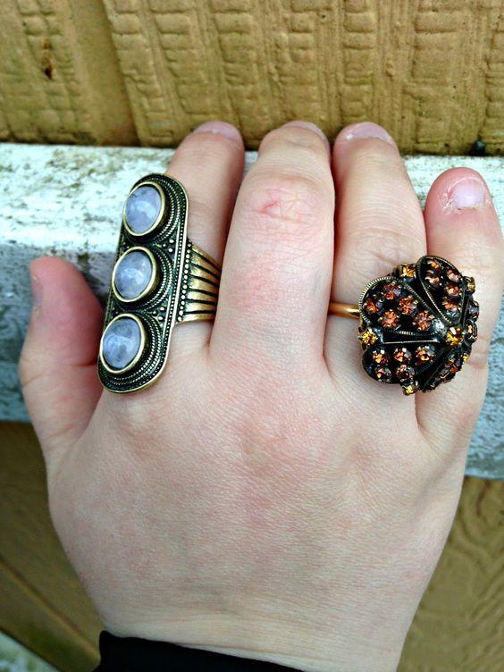 Unique Geek: Plus Size OOTD: Bohemian Bronze: