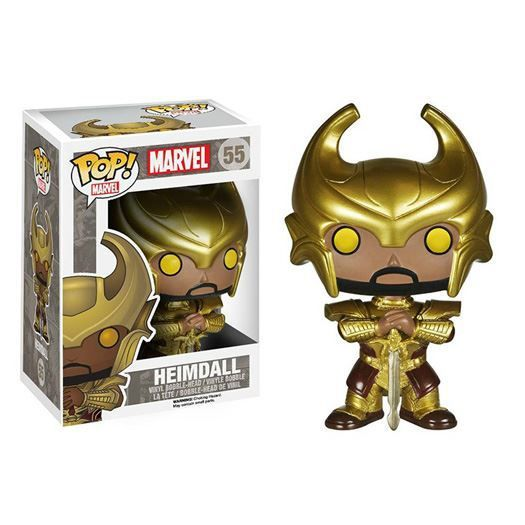 Funko POP! Thor: Heimdall - PlayAndCollect