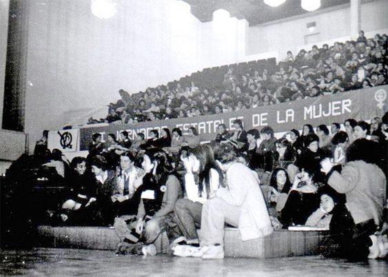 Jornadas feministas de Granada, 1979