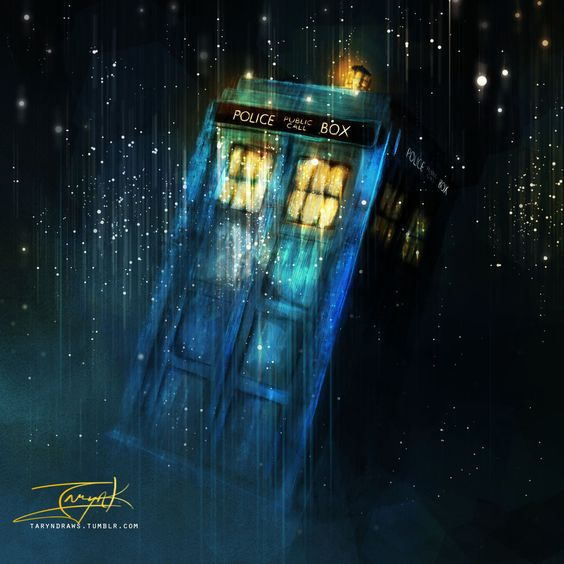 dr who fantasy art | Time and Relative Dimension in Space by *Leafbreeze7 on deviantART