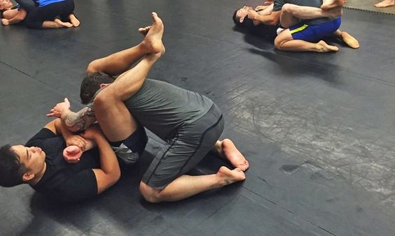 Groupon Deals: Grappler's Membership