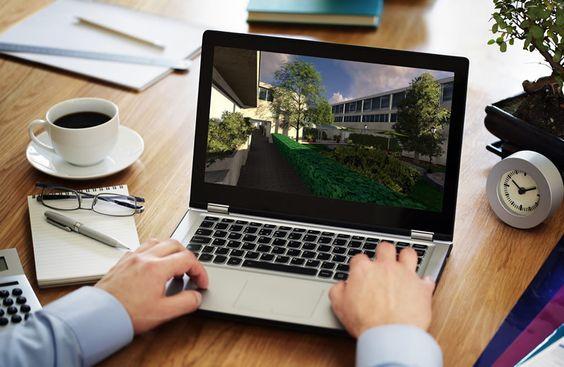 """Con mundos virtuales, ingenieros de la UNAM """"caminan"""" por las ideas del cliente - http://webadictos.com/2015/06/28/mundos-virtuales-ingenieros-unam/?utm_source=PN&utm_medium=Pinterest&utm_campaign=PN%2Bposts"""