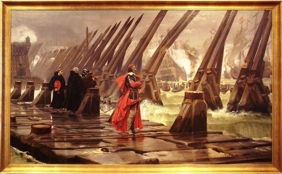cardinal richelieu painting - Google Search