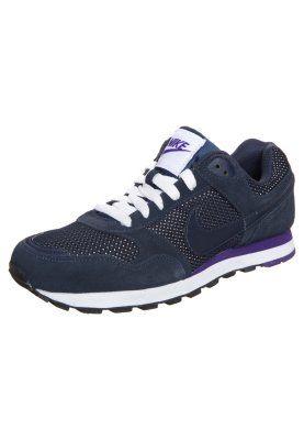 Pedir Nike Sportswear MD RUNNER - Zapatillas - obsidian/court purple por 64,95 € (8/03/15) en Zalando.es, con gastos de envío gratuitos.